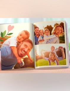 Foto libro Día del Padre